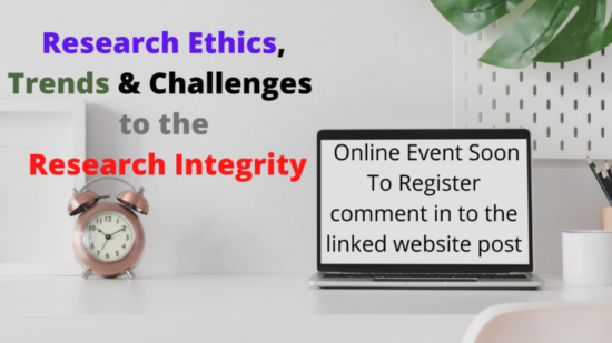 apniphysics.com - Dr Sushil Kumar - Research Ethics, Trends & Challenges to the Research Integrity